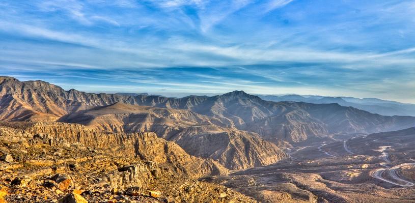 Jabal al jais UAE