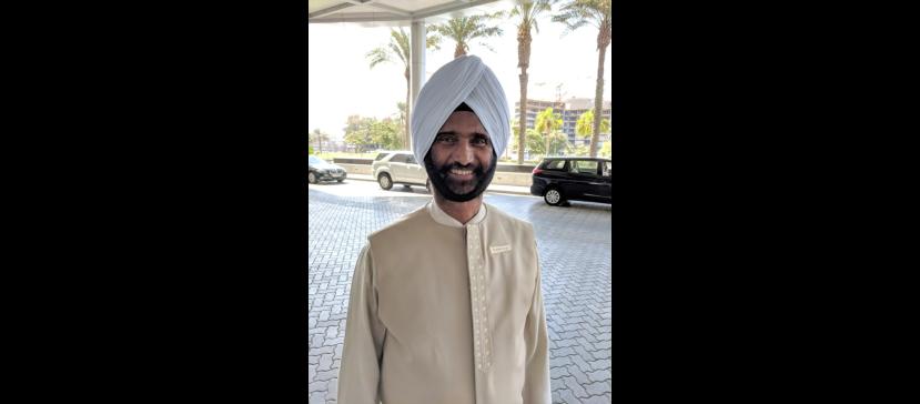 hotel travel blogs com hyatt regency dubai gurdev singh